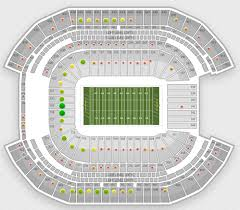 Doak Campbell Stadium Seating Chart Seat Numbers Texas Stadium Seat Online Charts Collection
