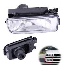 E36 Fog Light Lens Us 17 0 37 Off Citall Right Bumper Driving Fog Light Housing Case Clear Lens 63178357390 Fit For Bmw E36 318i 318is 320i 323i 325i 328i M3 In Car