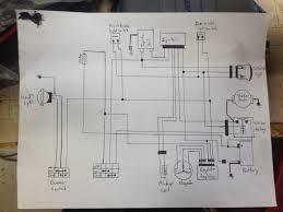 suzukisavage com simplified chopper wiring diagram