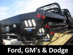 Pickup Truck CM Flatbed Body, SS 8'6