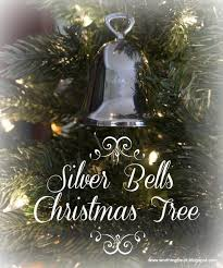 Silver Bells Christmas Decorations