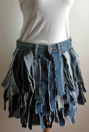 Diy Upcycled Clothing 42 Best Jeans Skirts Images On Pinterest Jeans Style Jean