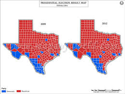 2016 Presidential Election Results Chart Texas Election Results 2016 Map County Results Live Updates