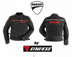 ducati corse flow mesh jacket by dainese xl only