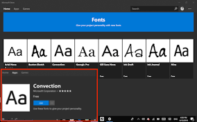 Windows Microsoft Free Download Windows 10 Font Settings How To Download Fonts From