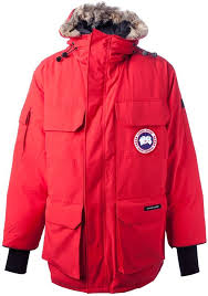 ... Canada Goose Expedition Parka