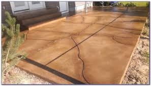 deck tile over concrete patio ideas