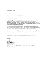 Writing Recommendation Letters Foruate School Sample Letter