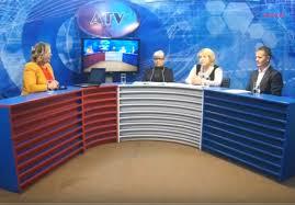 Диплом для АТВ за участие в проекте Укрепление СМИ в региональной   view the full image