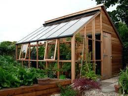 greenhouse shed combination uk potting