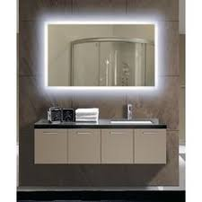 rectangular backlit large led mirror gorgeous bathroom lightingbacklit