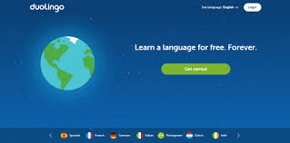 great platforms to learn languages for duolingo