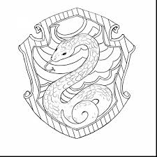 Ravenclaw Coloring Page Webtappnet
