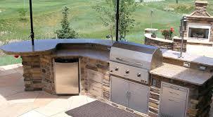 outside bbq island plans outdoor grill ideas kitchen barbecue designs interior decor minimalist bbq island plans