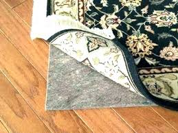 oriental rug pads fascinating best for hardwood floors pad weavers rug pads for wood floors rug