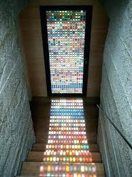 stained glass stained glass for front doors door contemporary with concrete walls custom mosaic window