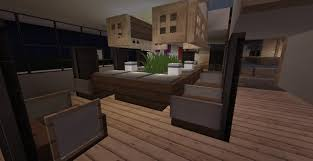 Minecraft Furniture Kitchen Minecraft Fancy Kitchen