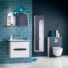 bathroom trends 2018 bolder colour 1