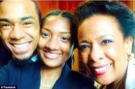 loretta lynch husband. Unique Loretta Kia Absalom Center With Stepmom US Attorney General Loretta Lynch Right   Inside Husband H