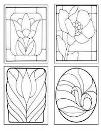 Easy Stained Glass Patterns Cool Stained Glass Patterns Easy Stained Glass Pinterest Glass
