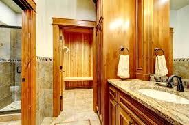 incorporating granite into a rustic home