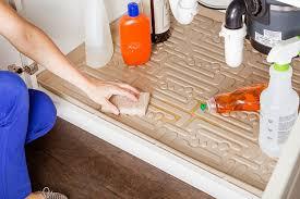 Xtreme Mats Under Sink Kitchen Cabinet Mat, 30 5/8 x 21 7/
