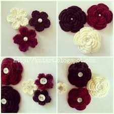 Small Crochet Flower Pattern Amazing Decorating