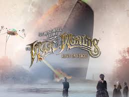 <b>Jeff Wayne's</b> Musical Version of The War of The Worlds. | Motorpoint ...