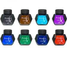 Waterman Ink Ink Bottle 8 Colors
