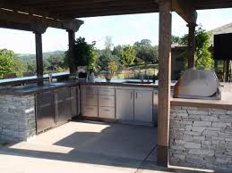 Outdoor Kitchen Sinks Optimizing An Outdoor Kitchen Layout Hgtv