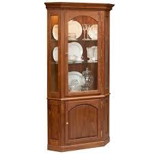 queen anne corner cupboard