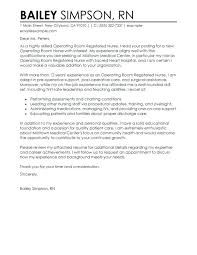 Cover Letter Examples For Nurses How To Write A Nursing Cover Letter