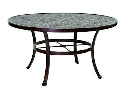 vintage 54 round dining table by castelle