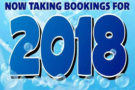 Image result for Now booking for 2018