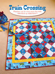 Beaquilter: Published & Winding ways AND Thomas the Train Quilt in Quilt it today. May/June 2013 Adamdwight.com