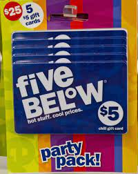 Maybe you would like to learn more about one of these? Hot Stuff Cool Prices Five Below Chill Gifts When Is My Birthday Party Card