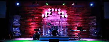 church stage design ideas