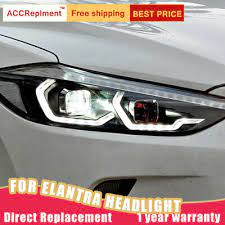 We did not find results for: For Hyundai Elantra Headlights Assembly Bi Xenon Lens Projector Led Drl 17 18 Ebay