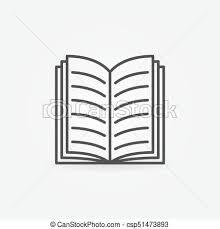 open book icon csp51473893