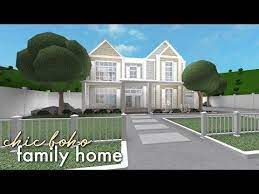 two story house design modern family house