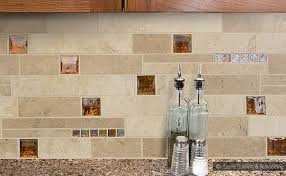 Plain Kitchen Brown Glass Backsplash Tiles Tile Inspiring 39 Mosaic Painting For Concept Design
