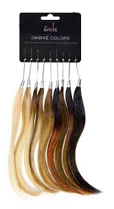 Remy Colour Chart Girlis Ombre Remy Human Hair Colour Chart