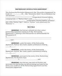Business Separation Agreement Template | Ophion.co