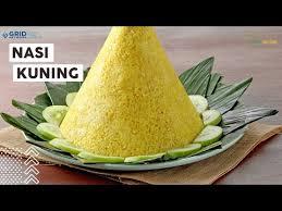 Jika ingin mengolah nasi menjadi lebih spesial, boleh mengolahnya menjadi nasi liwet komplit ala sunda. Resepi Nasi Kuning Pulen Resepikek Camored Com