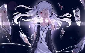 White Hair Anime Wallpapers - Wallpaper ...