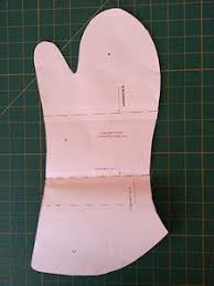 Oven Mitt Pattern Delectable Free Oven Mitt Pattern Free Sewing Pattern