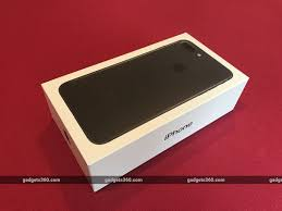 iphone 7 plus black unboxing. iphone 7 plus unboxing pictures iphone black g