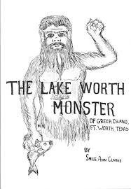 SIGNED Lake Worth Monster Book by Sallie Clarke -1st Edition 1969 Bigfoot |  #1790239103