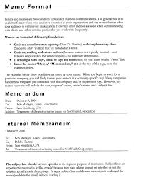Internal Memo Samples Download Internal Memo For Free Formtemplate