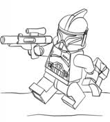 Small Picture Lego Star Wars coloring pages Free Coloring Pages